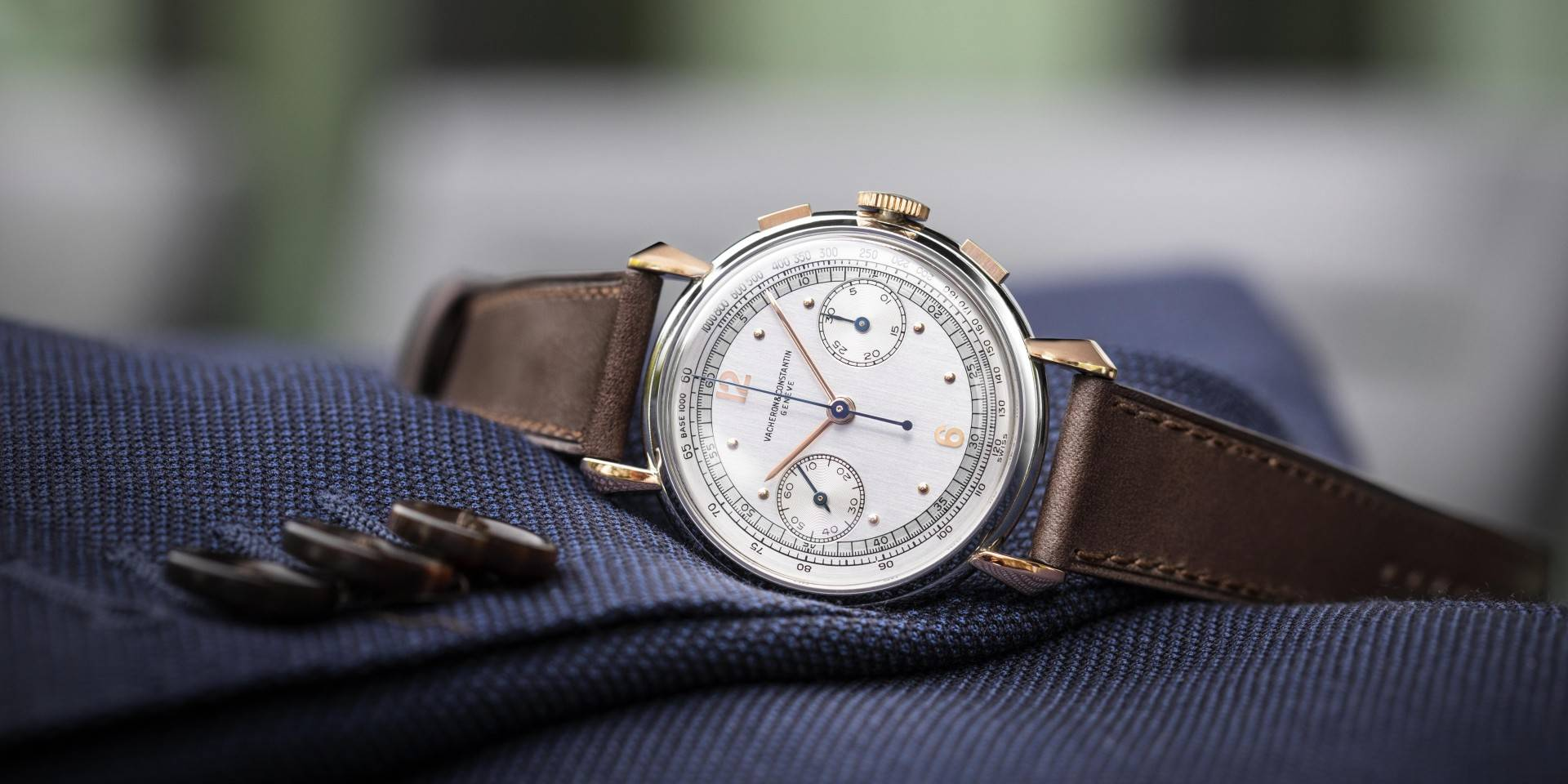江詩丹頓「Les Collectionneurs」收藏家系列8月25日至9月7日於台北101專賣店展出,帶您走進的精湛的古董錶世界