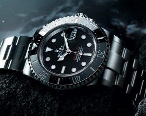 制霸深海:Rolex Sea-Dweller