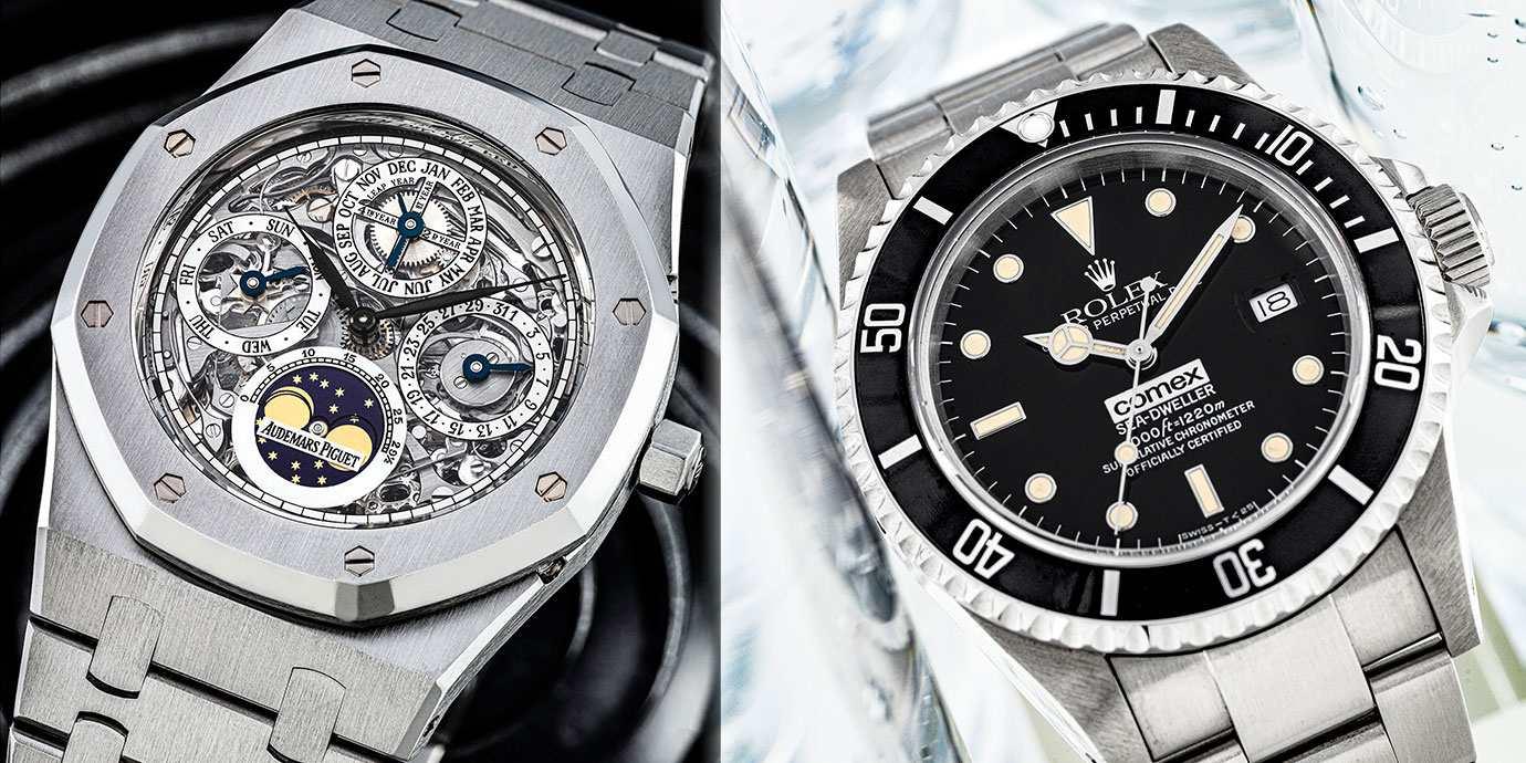 款款值得關注:精選Christie's名錶網上拍賣及亞洲重要私人收藏(第四部分)拍品