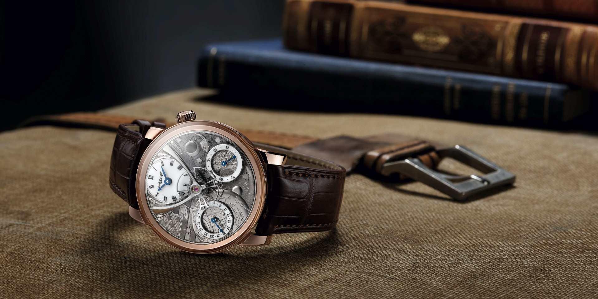 八只獨一無二腕錶呈現凡爾納瑰麗世界:MB&F LM Split Escapement Eddy Jaquet限量版腕錶
