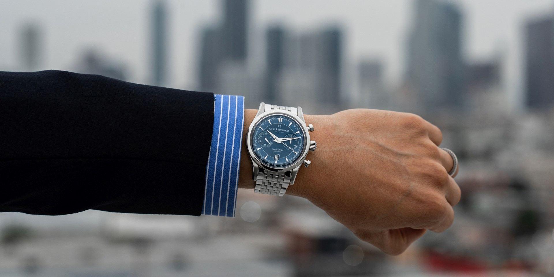 【2020線上錶展】Carl F. Bucherer 寶齊萊新品一次看個夠