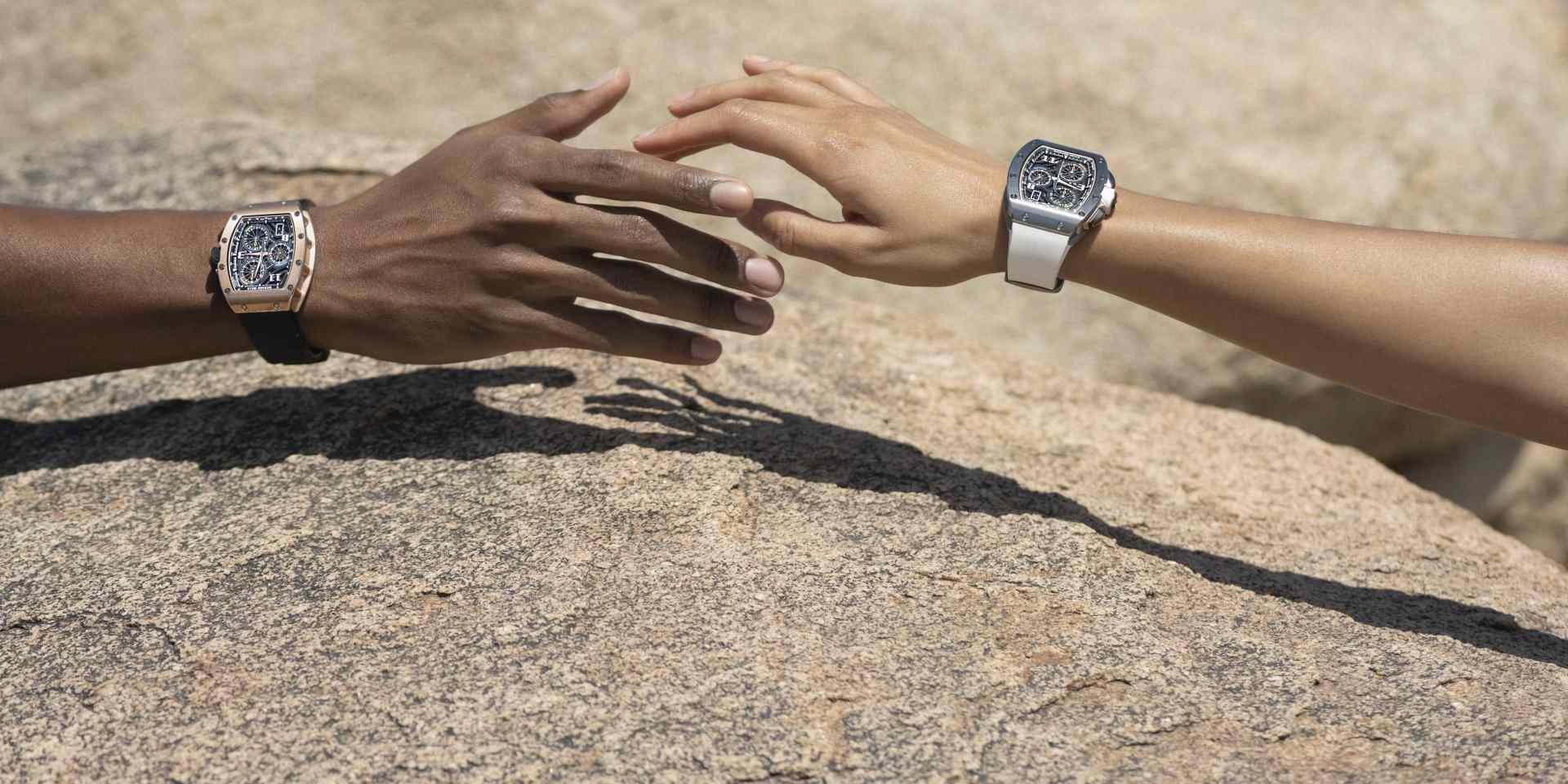 心靈深處創造的心跳:RICHARD MILLE RM 72-01 LIFESTYLE自製機芯計時碼錶