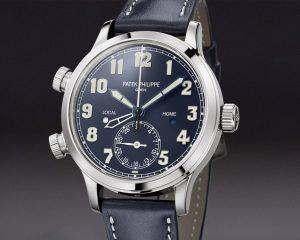 【2020線上錶展】百達翡麗新作第三波:7234G-001 Calatrava飛行員兩地時間腕錶(附台幣參考價)