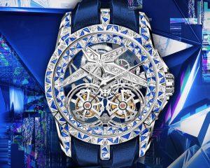 【2020線上錶展】華麗視覺震撼:Roger Dubuis Excalibur Superbia超級腕錶