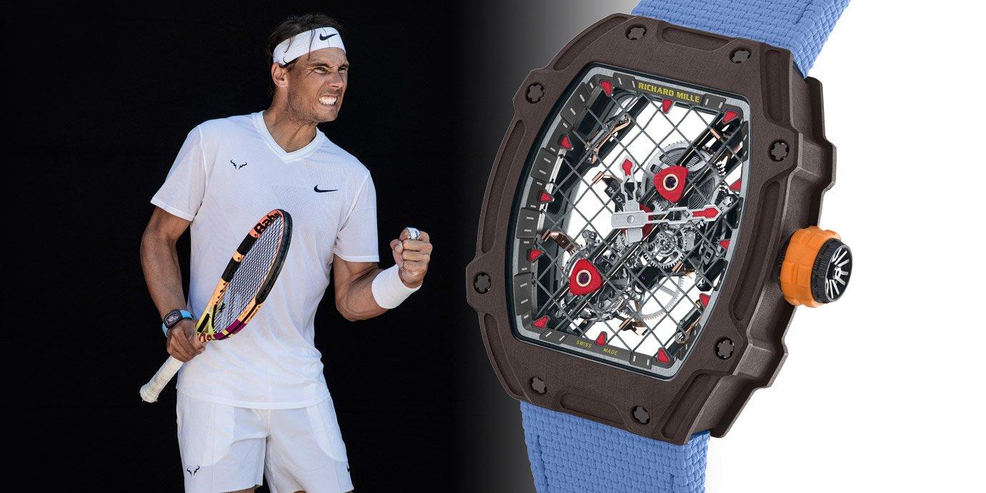 【2020線上錶展】蠻牛納達爾的腕上新亮點:RICHARD MILLE RM 27-04