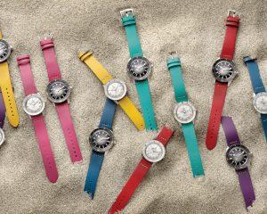 庫克真好色? 雷達表Captain Cook腕錶推出多彩皮革快拆系列錶帶於名品店獨家販售