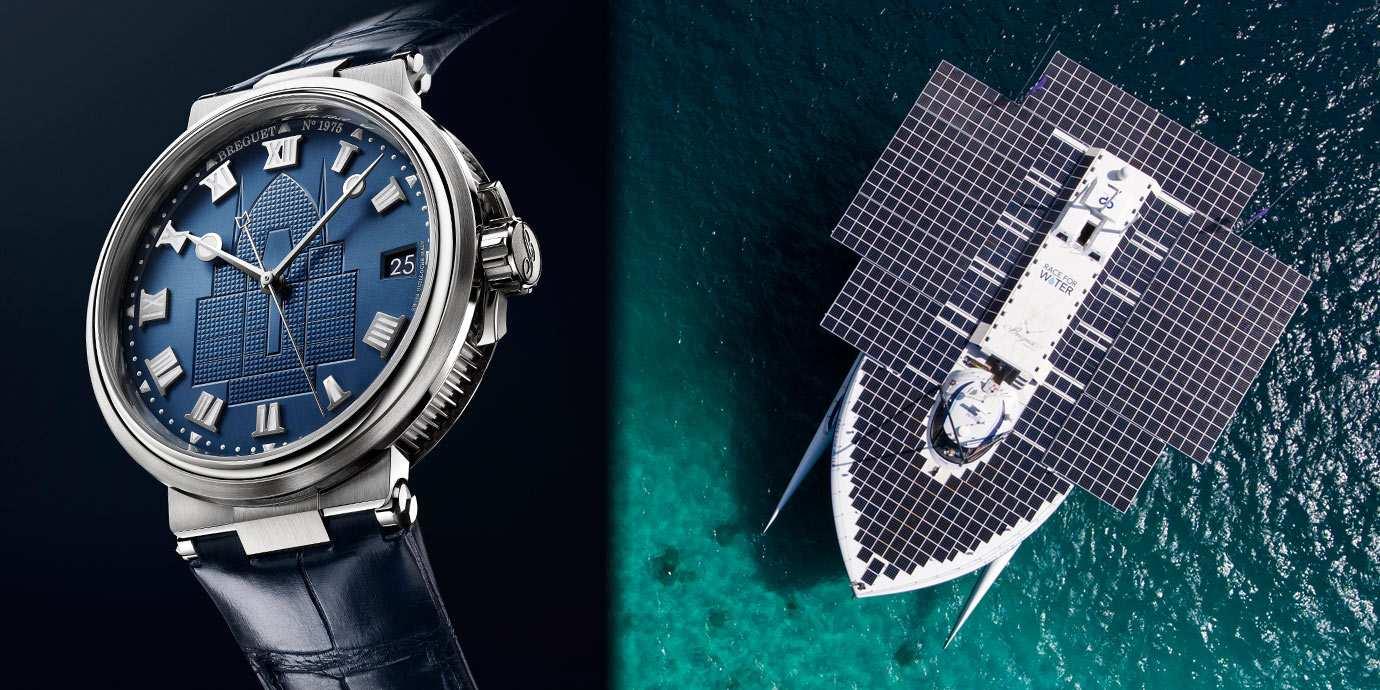 愛地球,錶心意——環保行動派