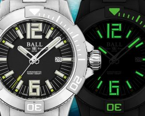 對進步的追求永不停歇,不斷演變:BALL Watch Engineer Hydrocarbon DeepQUEST II