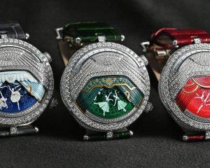 一齣芭蕾多少時間?梵克雅寶Lady Arpels Ballerines Musicales腕錶