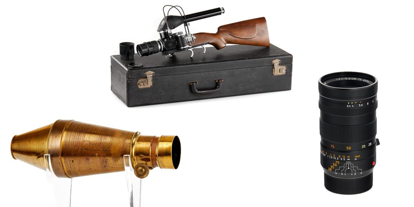 夢幻古董級Leica相機亮相:第37屆徠茲相機拍賣會將於維也納登場