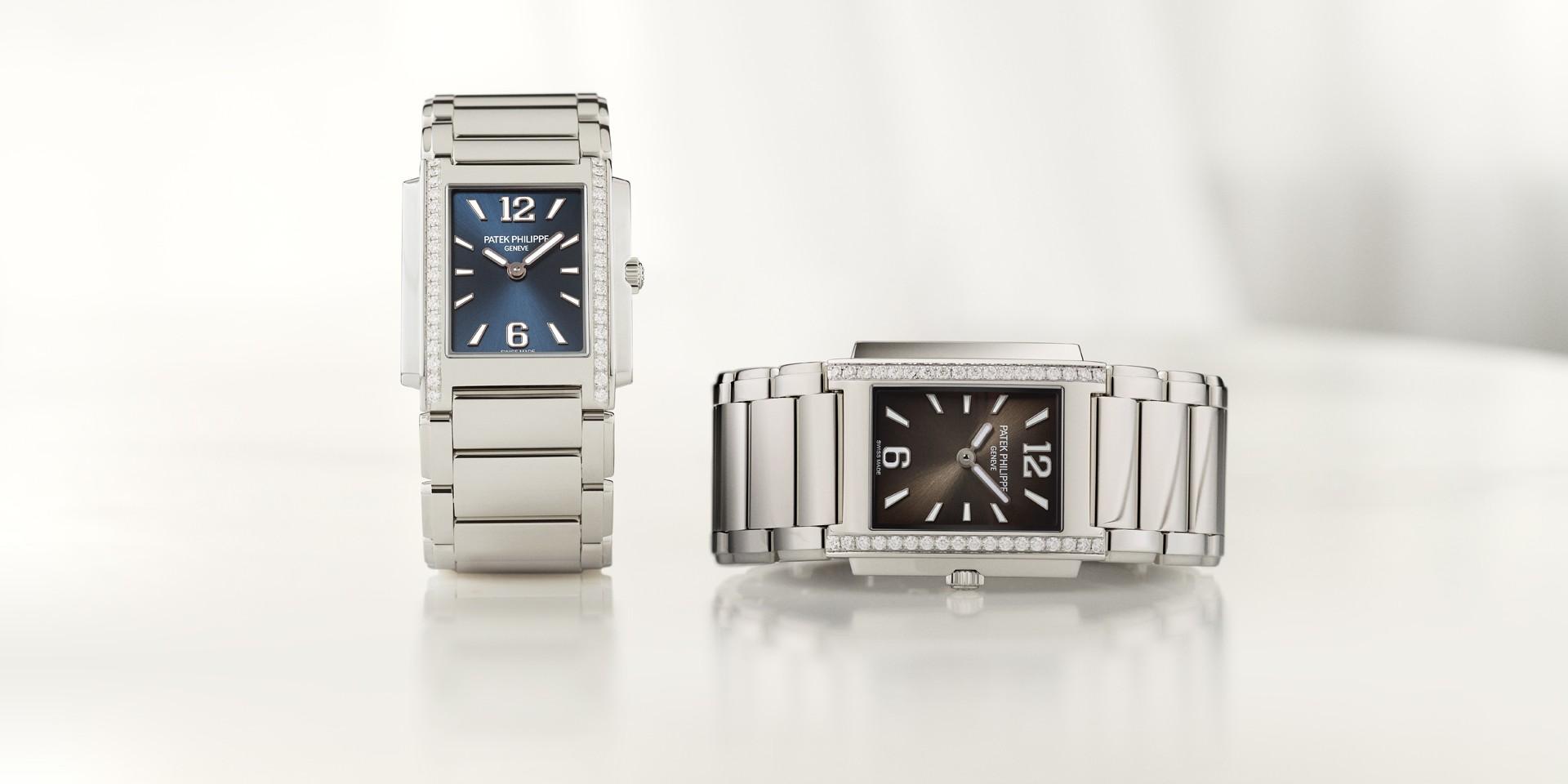 【2020線上錶展】百達翡麗推出新款Twenty~4 編號4910/1200A-001 及 4910/1200A-010腕錶