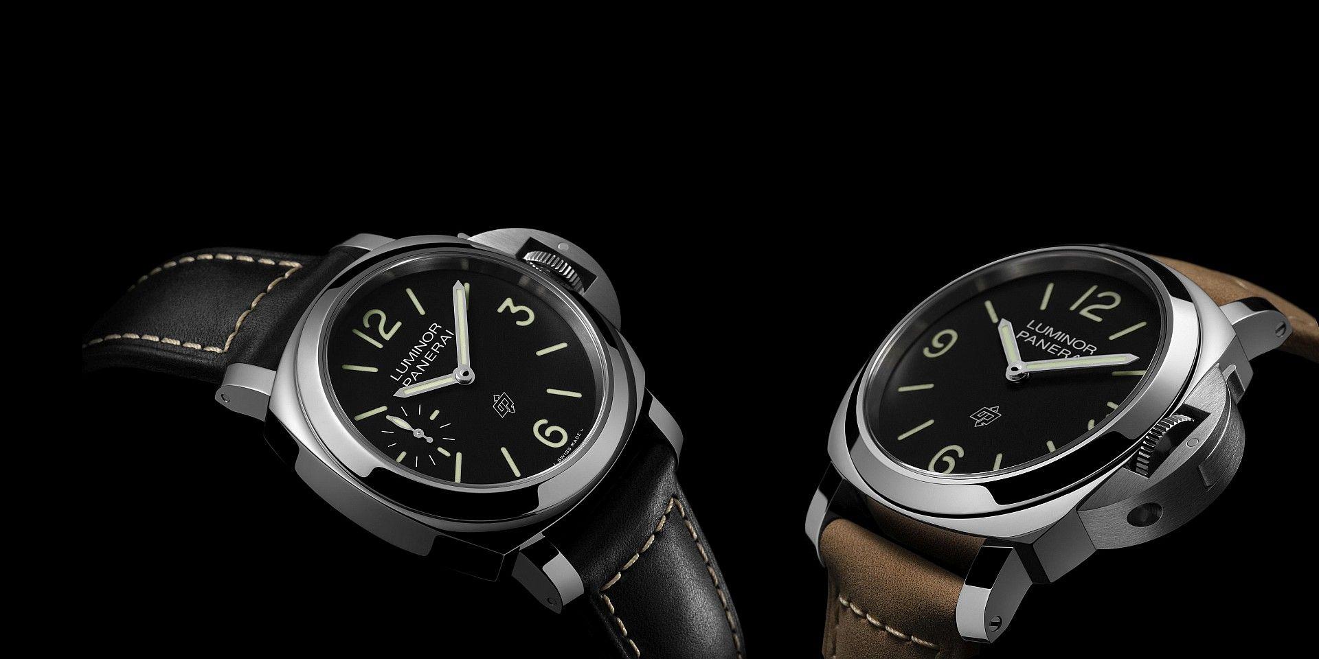 經典再現:沛納海Luminor OP Logo手上鍊腕錶全新上市