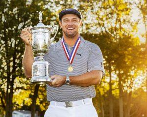 決勝果嶺:Rolex代言人DeChambeau獲得2020 U.S. Open冠軍