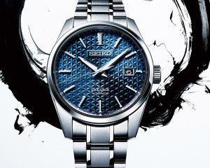 來自日本的傳統麻葉圖騰:Seiko Presage Sharp Edged腕錶