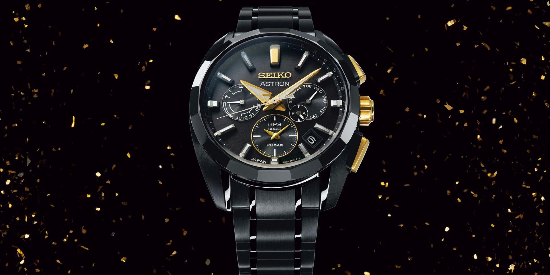 致敬創辦人「永遠領先一步」的理念,SEIKO推出Astron服部金太郎先生160週年誕辰紀念錶SSH073J1