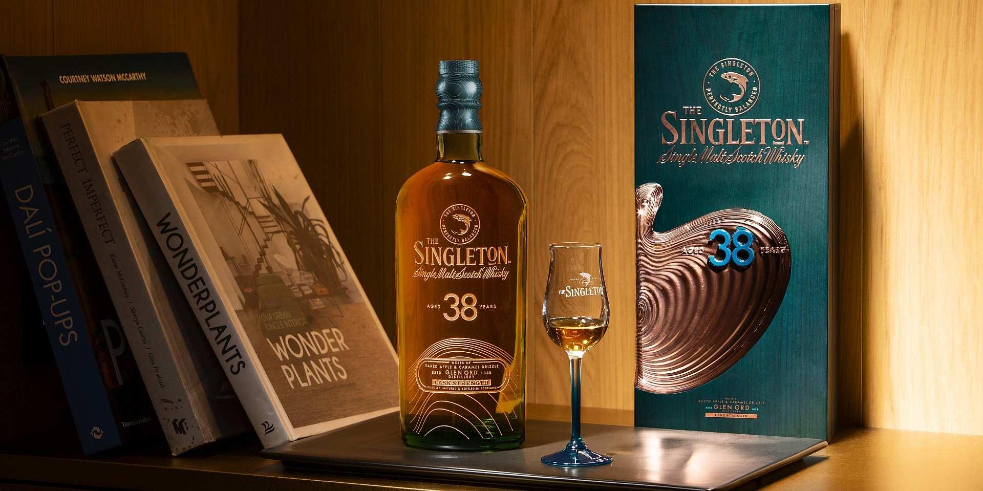 全新時光協奏系列第一樂章 – 貝多芬緩板 :蘇格登38年單一麥芽威士忌