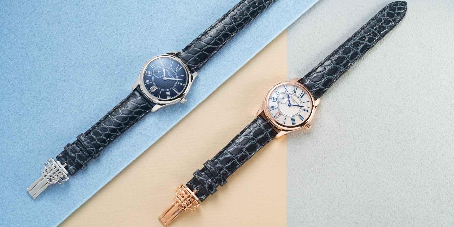 讓眼光多停留幾秒:Frederique Constant康斯登發表全新Ladies Automatic小秒針腕錶