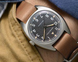 傳奇復刻,再現飛行腕錶經典: Hamilton漢米爾頓Khaki Pilot專業飛行腕錶重磅回歸