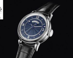 榮獲2020 GPHG最佳男錶殊榮:Voutilainen 28SC腕錶