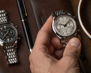方寸之間發掘無限可能:寶齊萊Manero Flyback馬利龍飛返計時碼錶系列發表全新型號