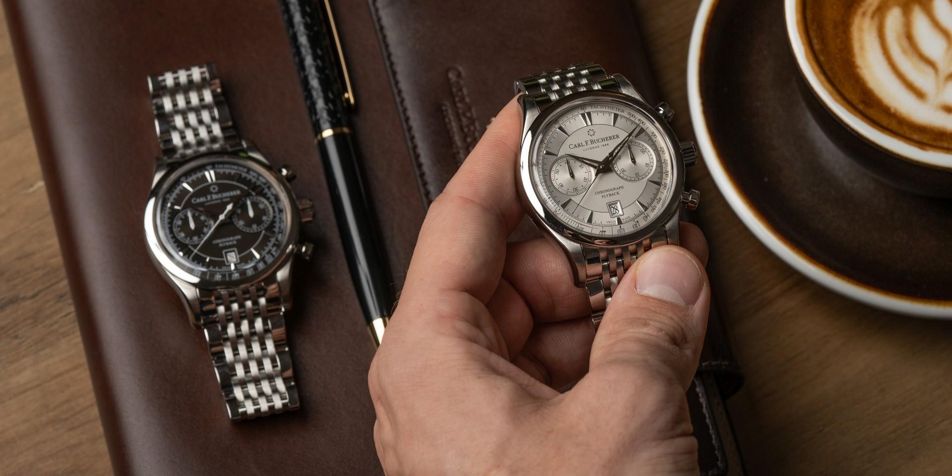 方寸之間發掘無限可能:寶齊萊馬利龍飛返計時碼錶系列增添全新型號