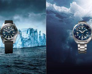 重現品牌專業成就與探險精神:Seiko Prospex推出潛水錶55周年限量紀念款SLA043J1及SPB183J1