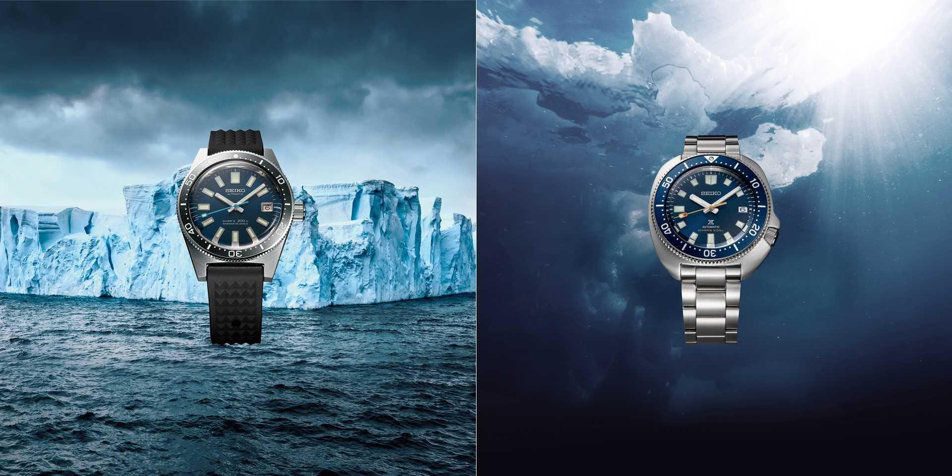 重現專業成就與探險精神:Seiko Prospex推出潛水錶55周年限量紀念款SLA043J1及SPB183J1