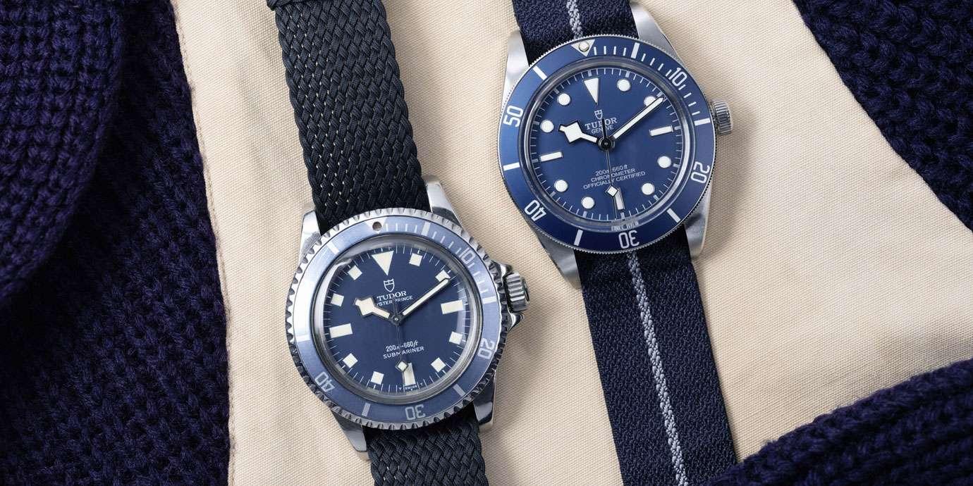 帝舵 Black Bay Fifty-Eight Navy Blue「海軍藍」腕錶贏得2020日內瓦鐘錶大賞「挑戰獎」