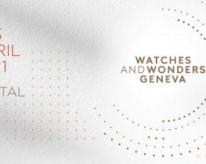 實體錶展Bye Bye:Watches & Wonders Geneva 2021將採線上形式發布