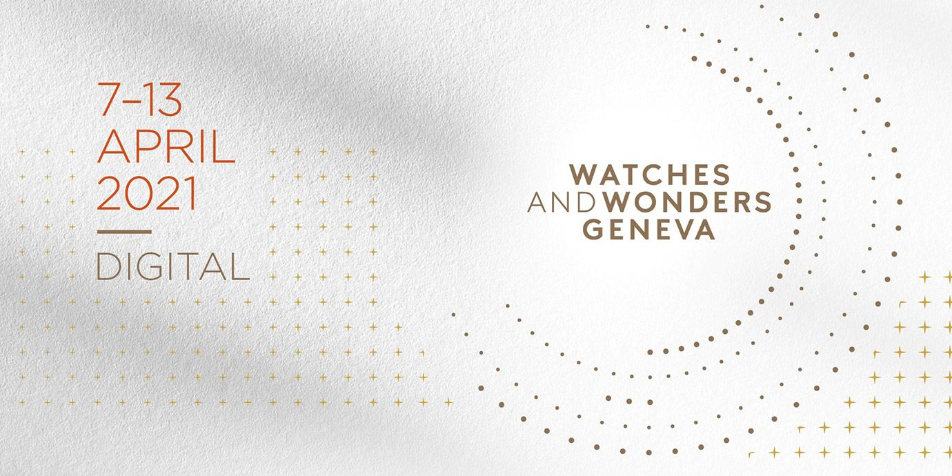 Rolex與Patek Philippe確定加入:Watches & Wonders Geneva 2021將採線上形式發布