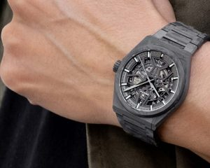 極致輕盈:Zenith DEFY Classic Carbon全碳纖維腕錶