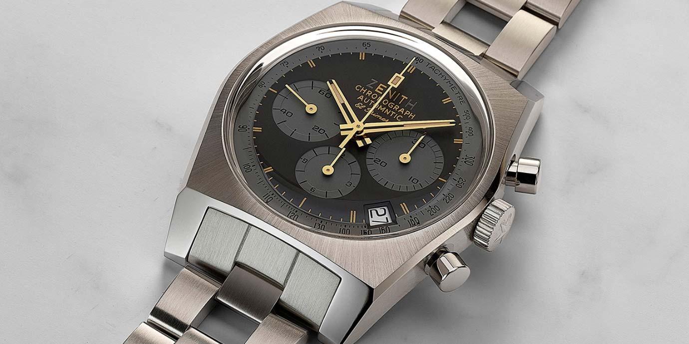 經典漫畫的魅力:Zenith限量一只《魯邦三世》特別版腕錶近600萬台幣拍出