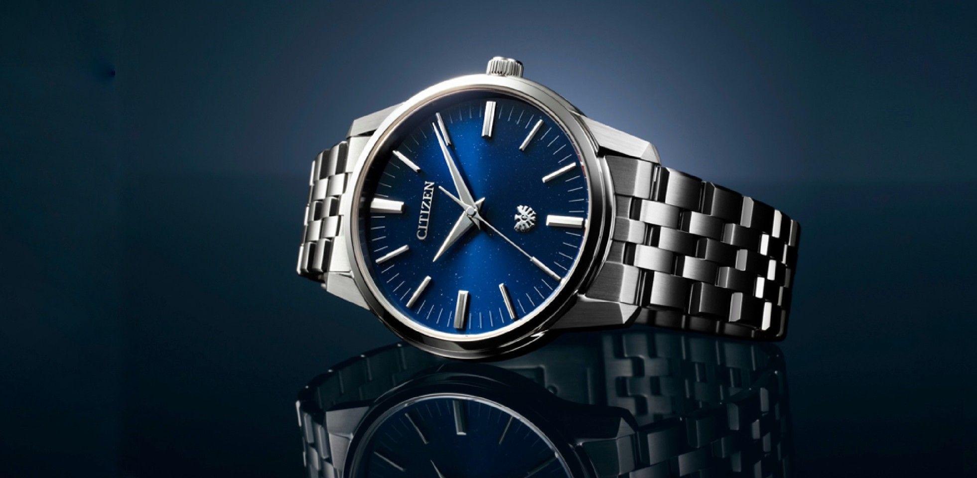 追求精準鐘錶高峰本質:CITIZEN 旗艦腕錶系列