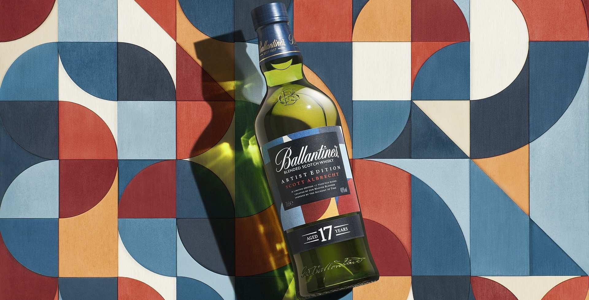 以時光造藝:百齡罈17年蘇格蘭威士忌藝時之選限定版全新風味限量上市