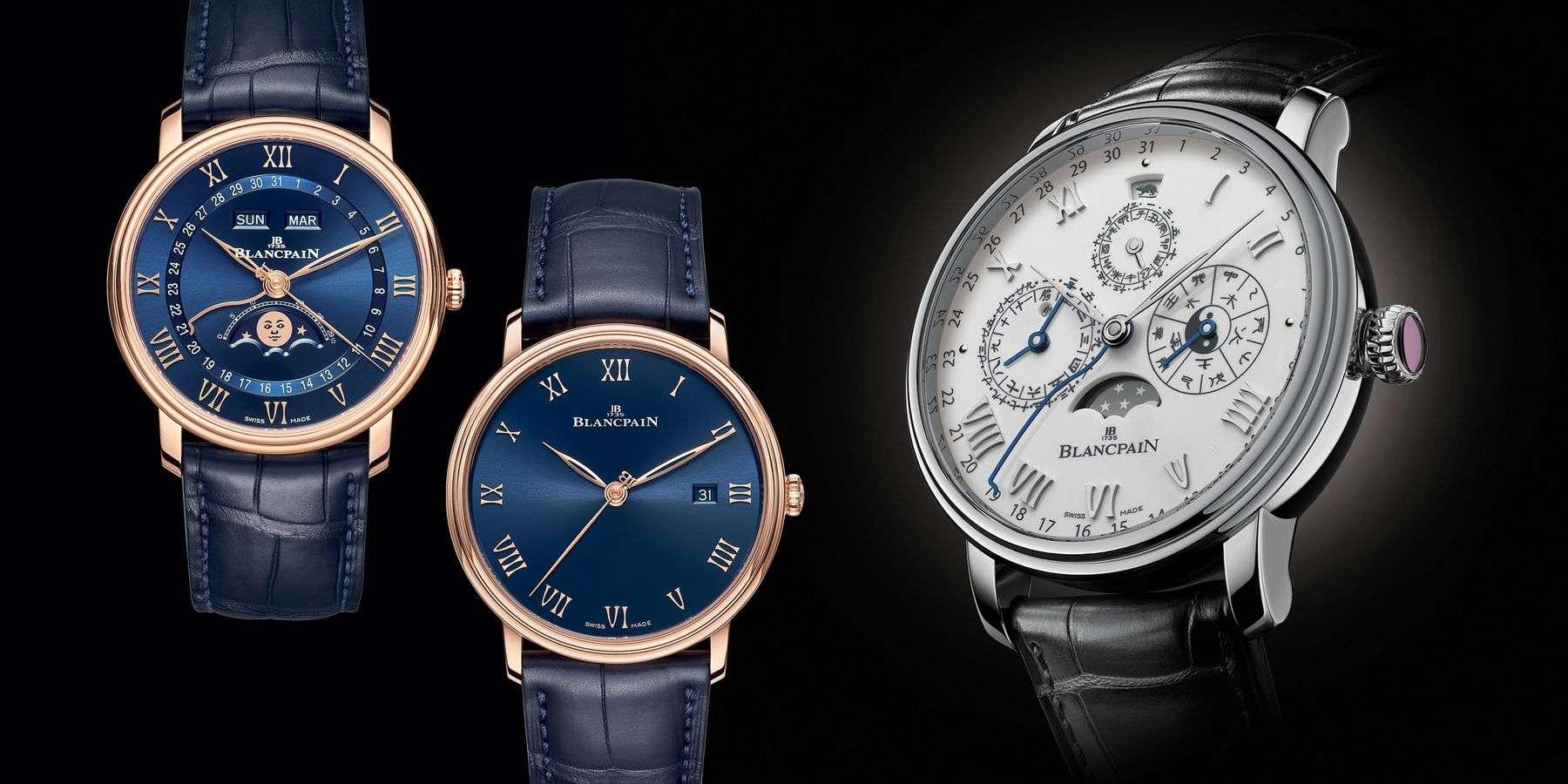 永續經典魅力:Blancpain Villeret系列腕錶
