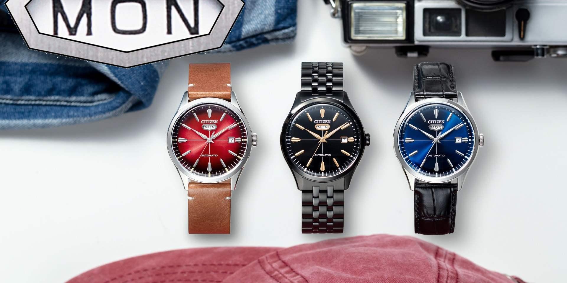 重芯啟動新風尚潮流:CITIZEN推出經典機械機芯的C7 復刻腕錶與PROMASTER鋼鐵河豚EX