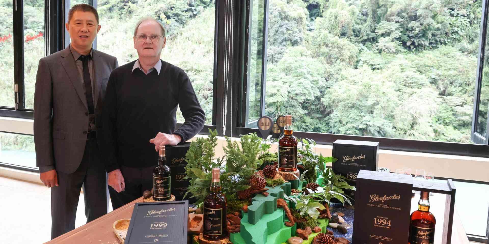 找到適合台灣味的蘇格蘭佳釀:Glenfarclas格蘭花格單桶原酒–福爾摩沙精選