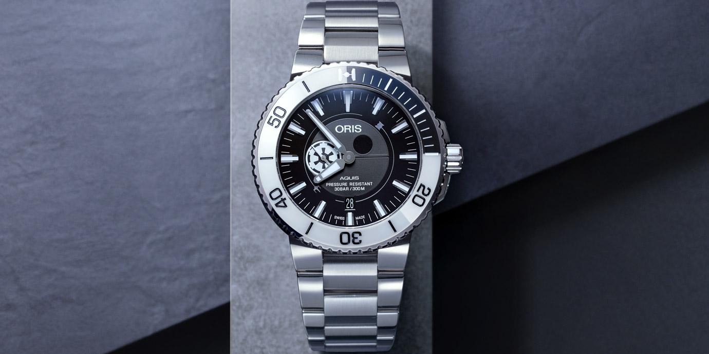【特別企劃】跨界聯名腕錶的魅力 — 經典影視作品篇
