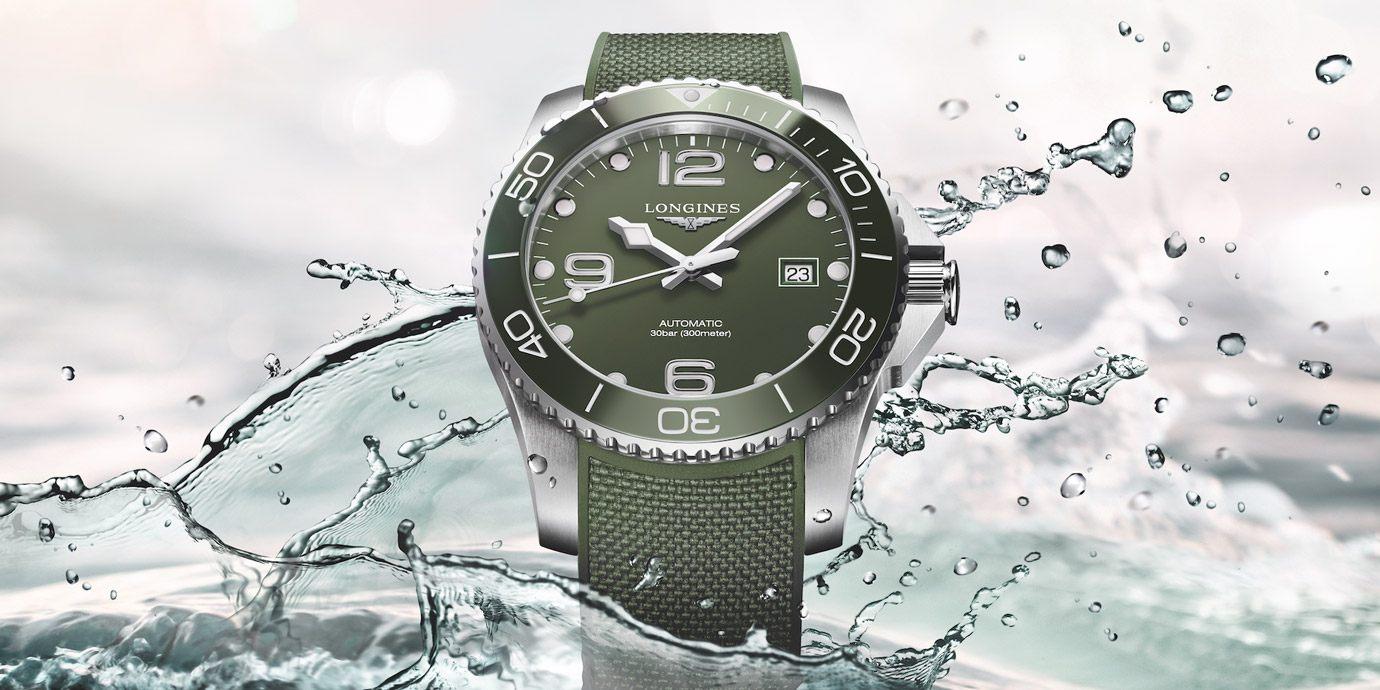 【錶語時事】聖誕節最應景:精選2020綠色元素腕錶