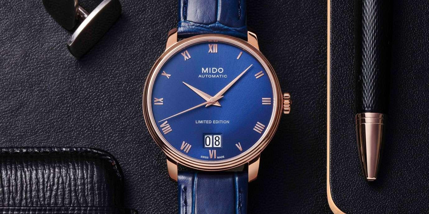 揮別陰霾,以MIDO美度表精選腕錶在2021年閃耀自信的金色光芒