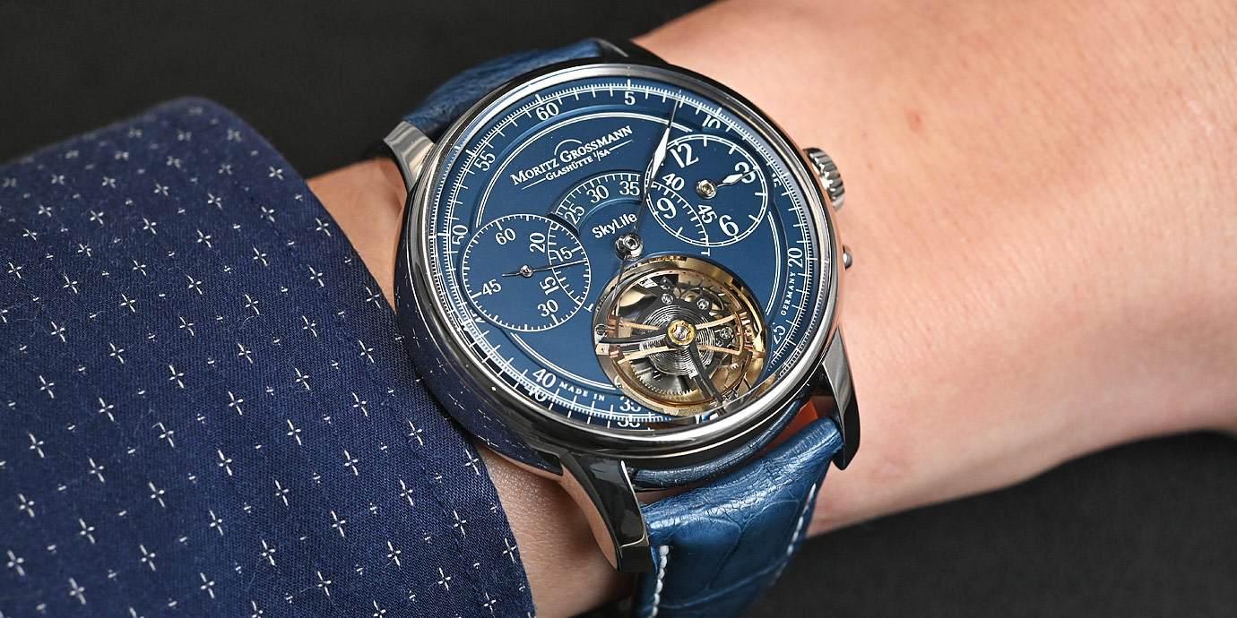 品味德式製錶的美麗工藝:Moritz Grossmann精采時計亮相寶島