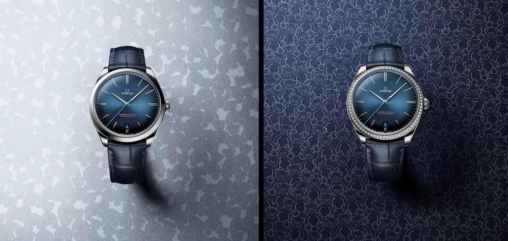 讓世界變得更美好:歐米茄推出兩款全新的De Ville Tresor奧比斯特別版腕錶