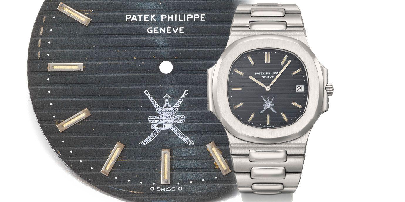 阿拉伯彎刀加持:破千萬台幣的Patek Philippe Nautilus金鷹