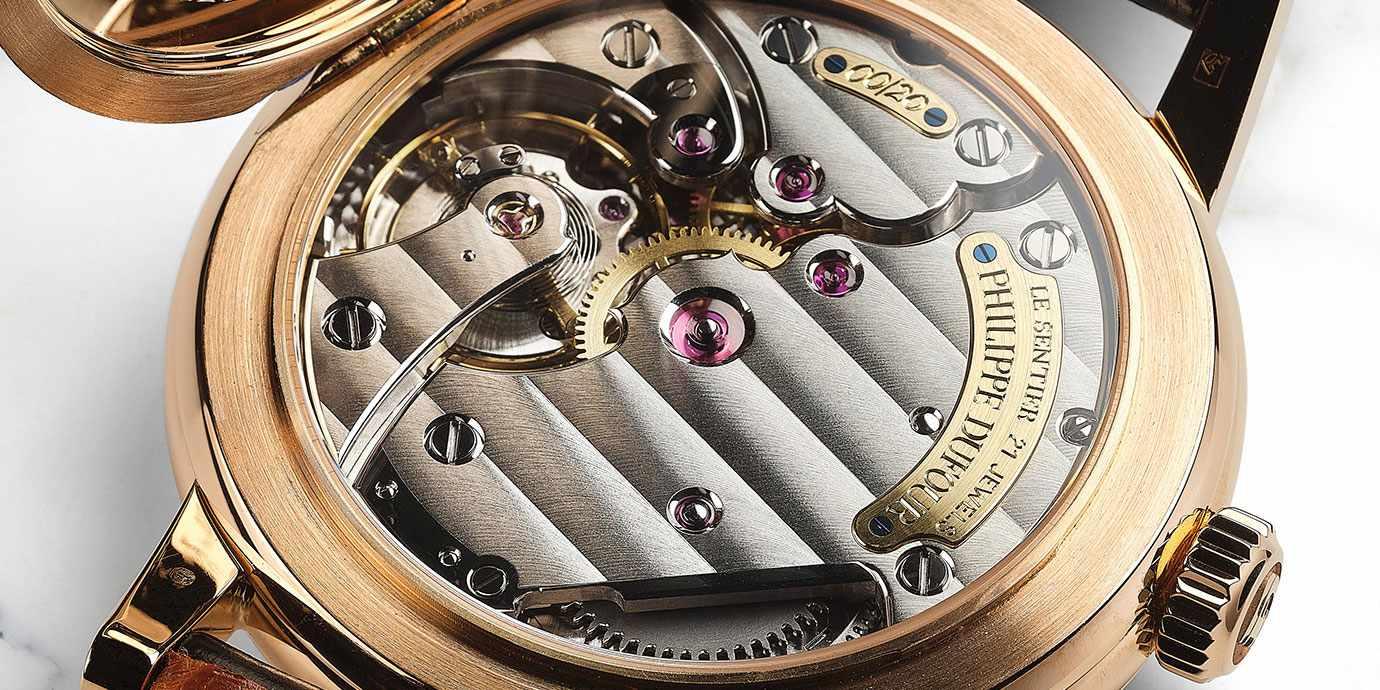 將細節做到極致:Philippe Dufour Simplicity 20週年限量款