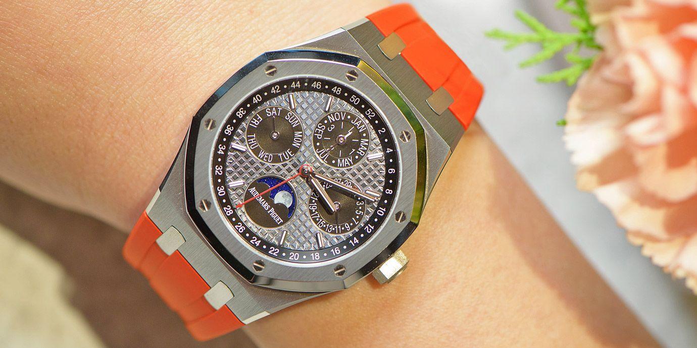 【錶語時事】聖誕節最應景:精選2020紅色元素腕錶