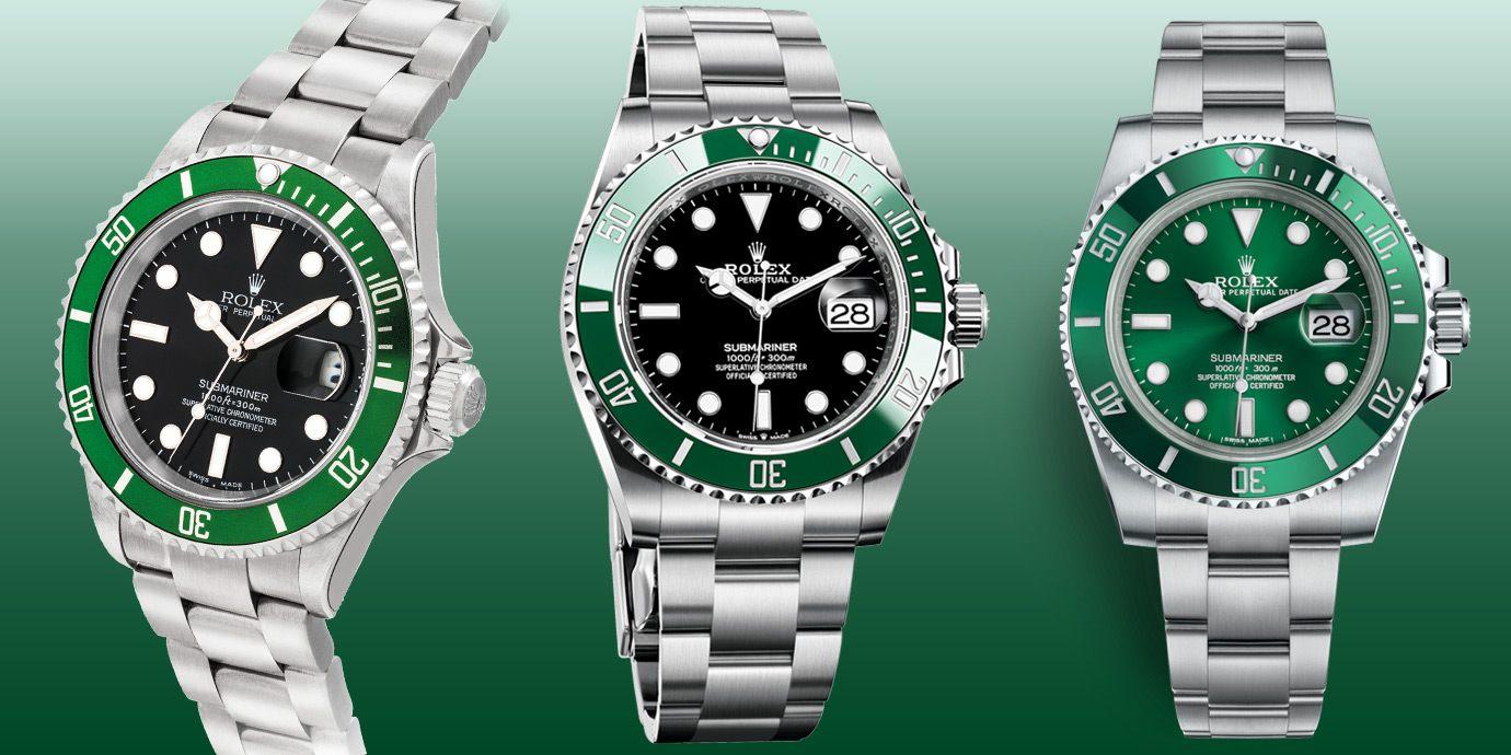 不到20年磨成倚天劍:Rolex 綠水鬼的崛起
