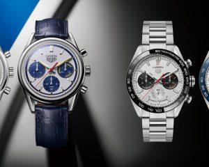 傳承賽車熱情:TAG Heuer Carrera 160 週年限量腕錶