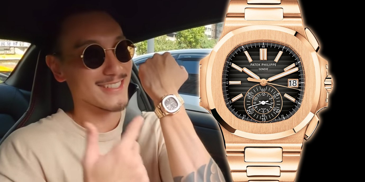 入手夢幻腕錶:跟著王陽明認識Patek Philippe金鷹Ref.5980