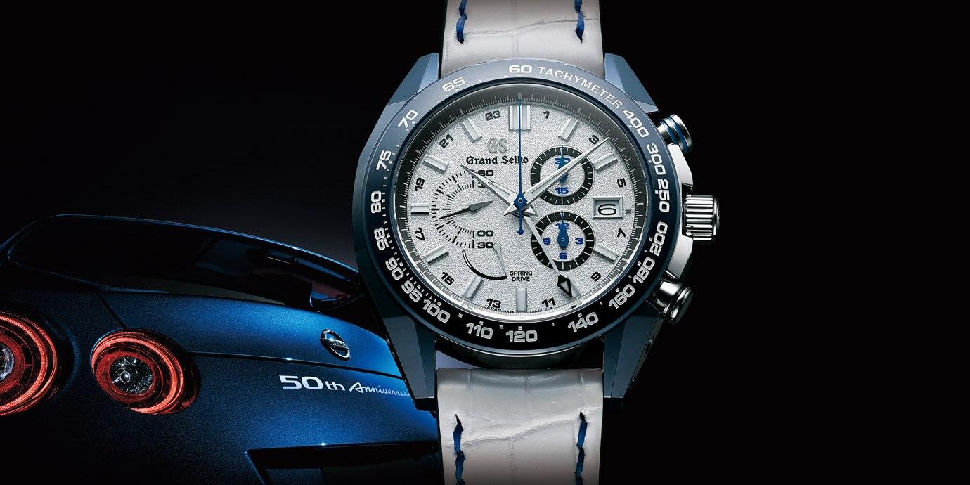 【特別企劃】跨界聯名腕錶的魅力 — 奔馳靚車篇