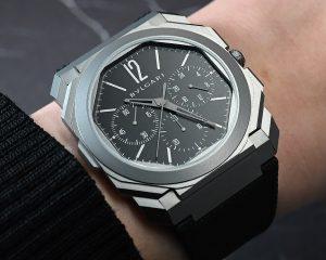 【LVMH Watch Week 2021】融入輕巧運動元素:BVLGARI Octo Finissimo超薄腕錶